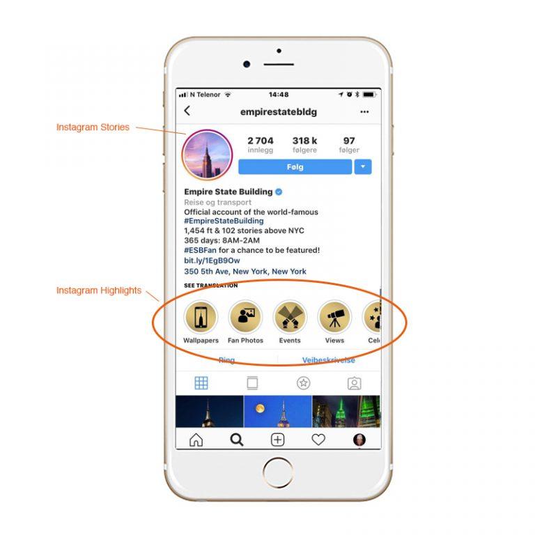 Slik får du bedriften til å lykkes på Instagram | tur.digital