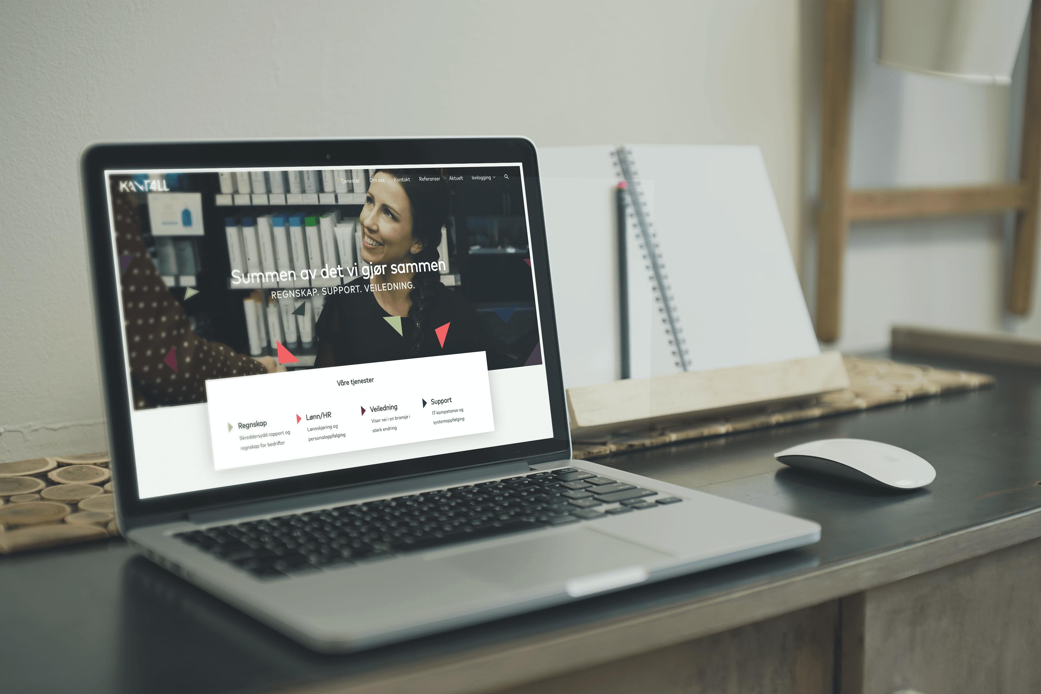 Hjelp med å lage nettsider