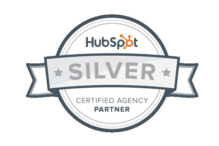 Hubspot Silver partner logo